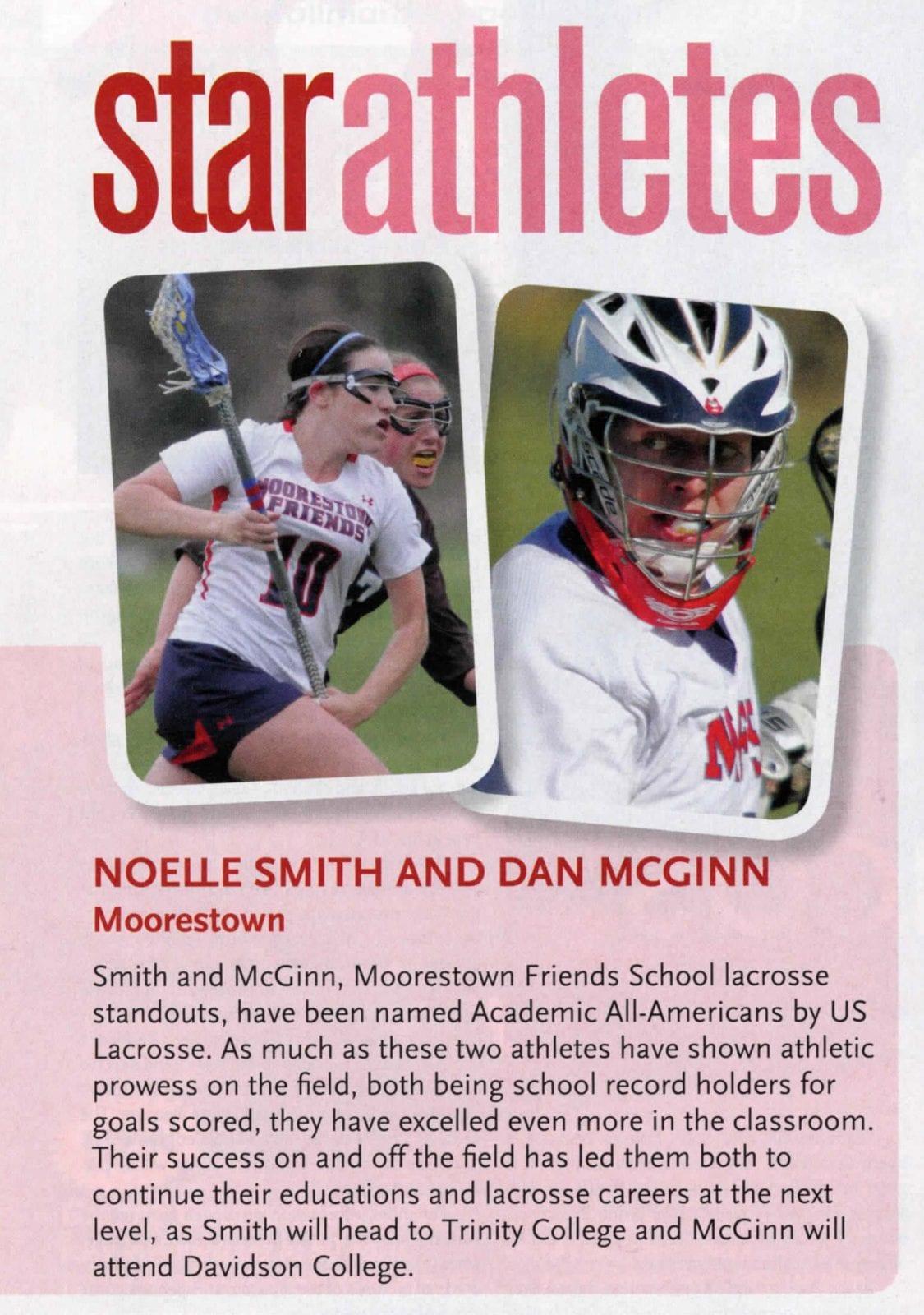 Star Athletes