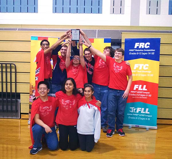 MFS Hawks Robotics Team