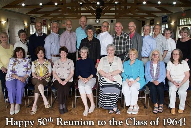 happy 50th Reunion