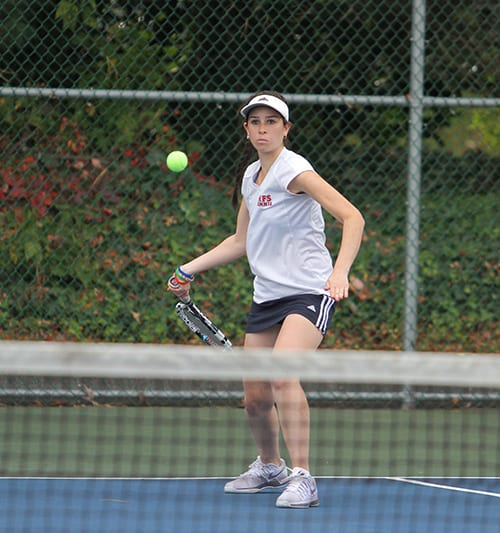 From the Burlington County Times: Girls' Tennis Preview