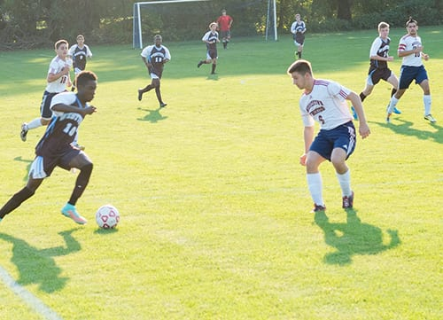 UPDATE: MFS Hosts Two State Playoff Soccer Matches This Week