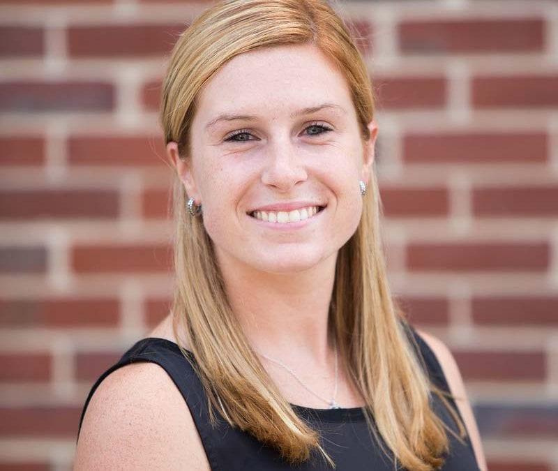 New Staff Spotlight – Julia Applegate '10, Development Office Intern