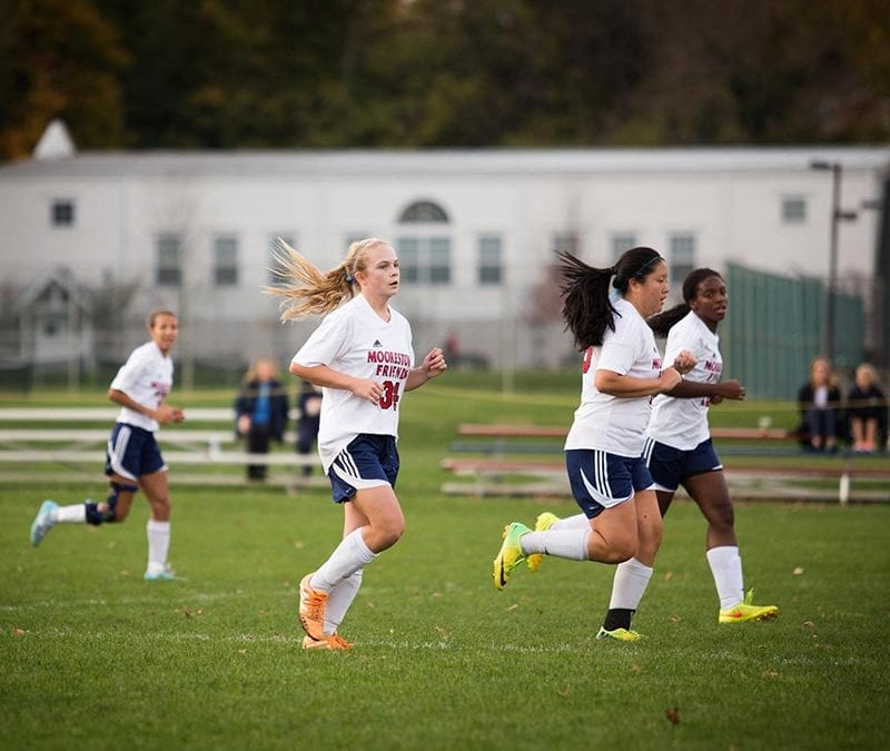Girls' Soccer to Host Sectional Semifinal