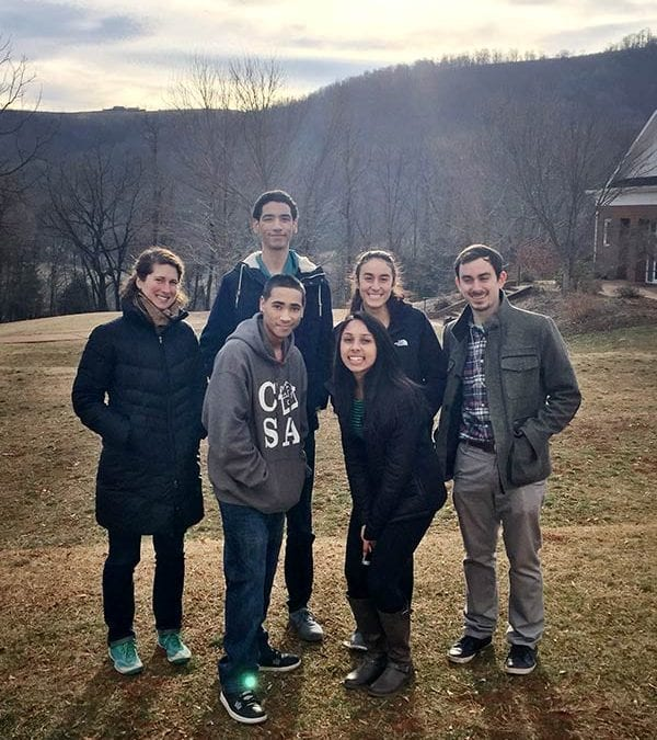 Art & Social Change at the Quaker Youth Leadership Conference
