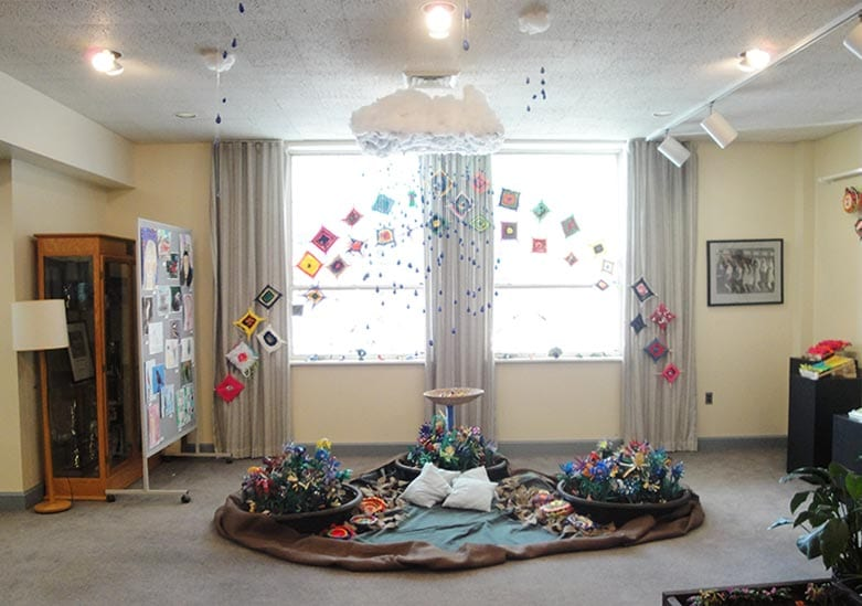 Lower School Community Art Installation