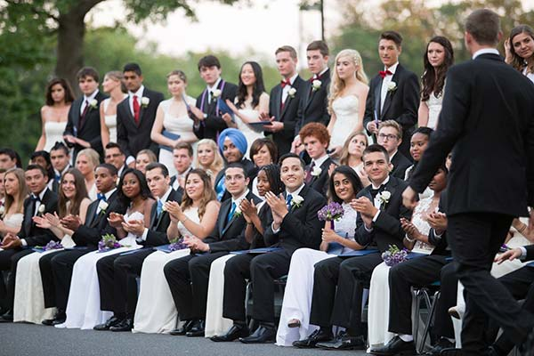 Commencement Held for Class of 2015