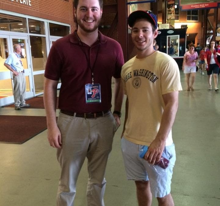 Tim Stoeckle '10: Taking Phillies Fans Out To The Ballgame…on Twitter