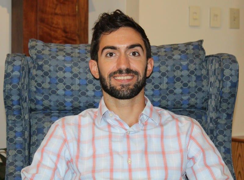 New Faculty Spotlight: Scott Kelly, Middle/Upper School French Teacher