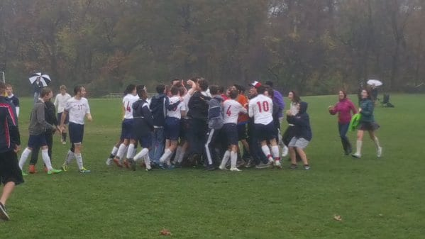 Thursday Night South Jersey Championship Doubleheader Features BOTH Foxes Soccer Teams!