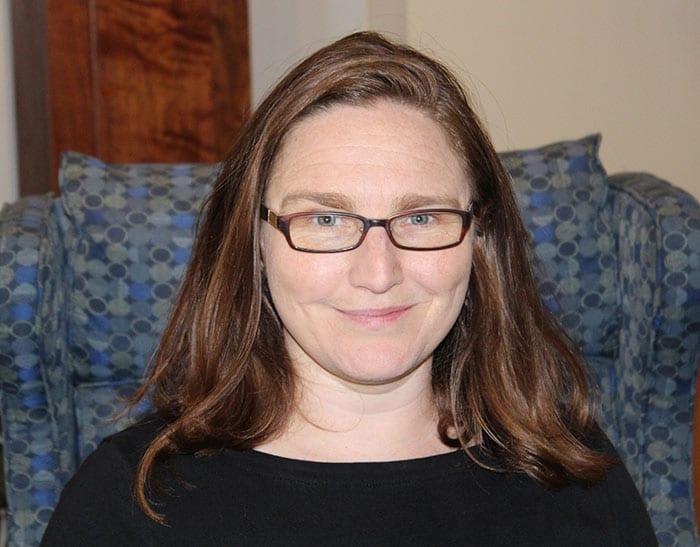 New Faculty Spotlight: Jennifer Mosher, Physics Teacher