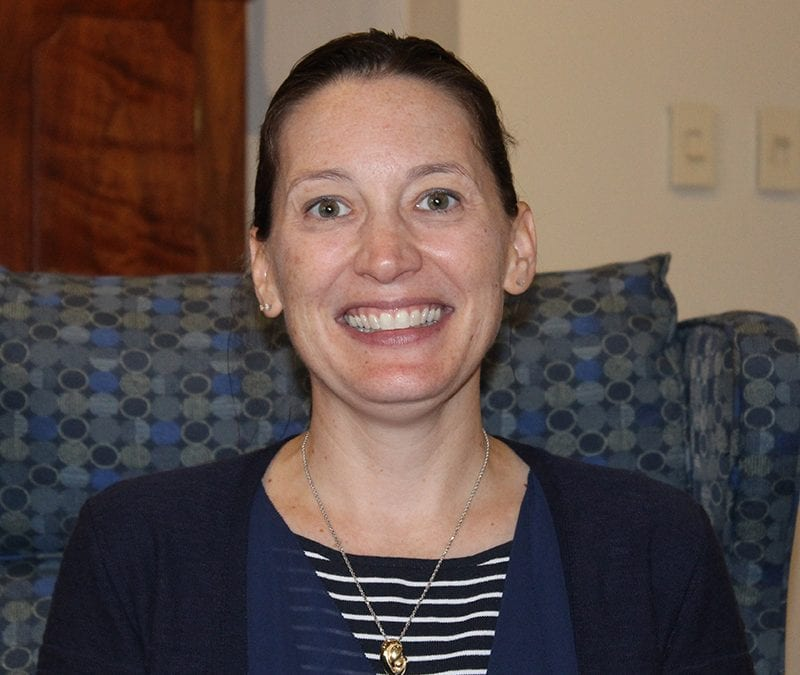 New Staff Spotlight: Missy Mead, College Counseling Administrative Assistant and Data Entry Manager