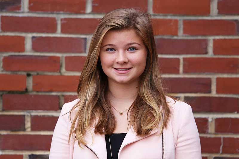 Anna Goula '18 Named Best Delegate at Rutgers Model UN