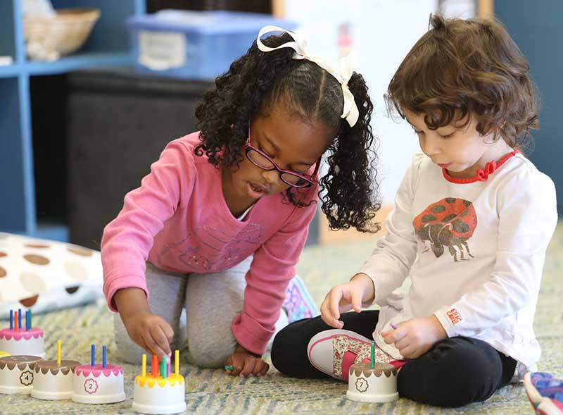 Learning through Birthday Parties in Preschool