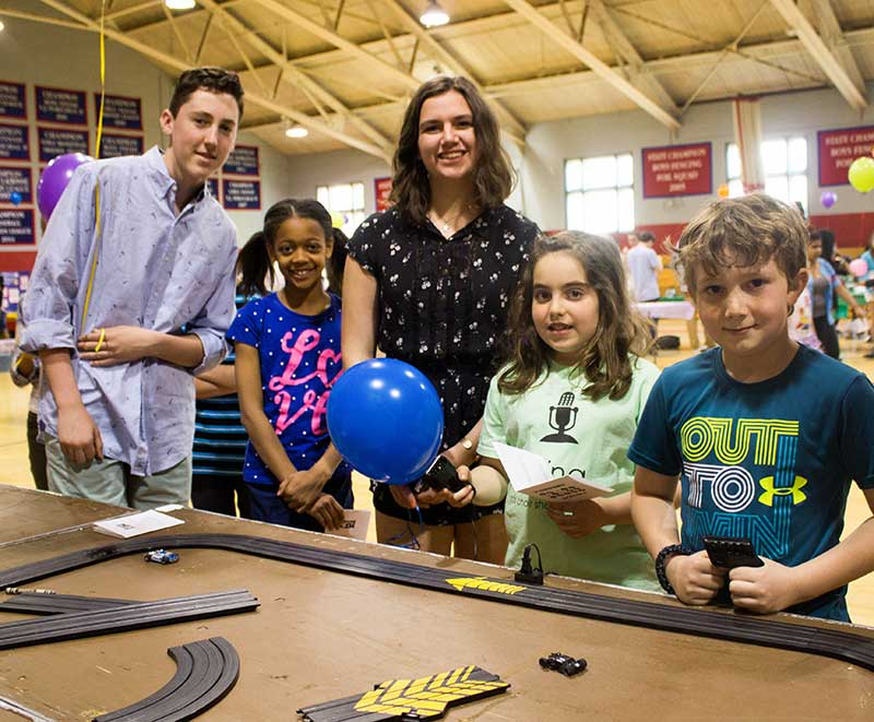 18th Annual Science and Engineering Expo at Moorestown Friends