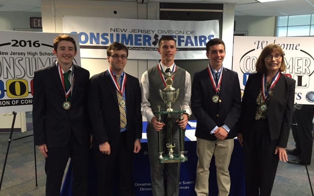 MFS Captures Consumer Bowl State Championship