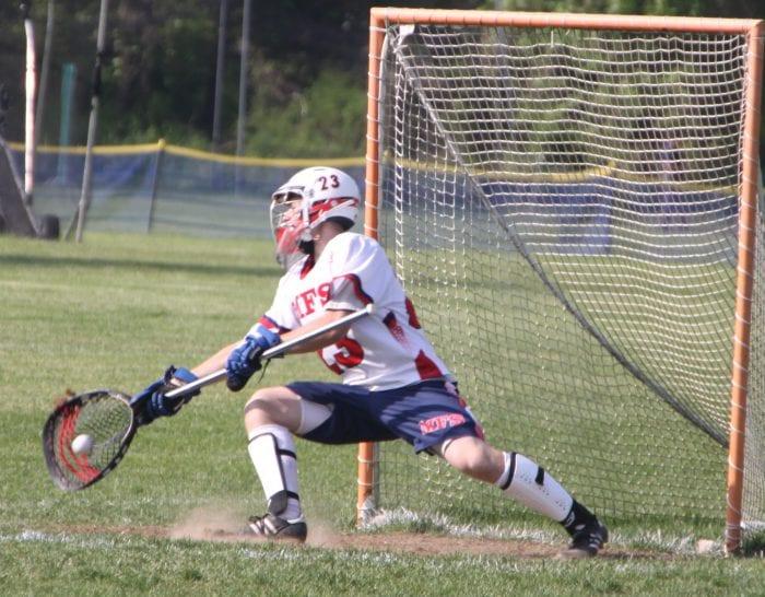 Josh Murdy '16 Sets Boys' Lacrosse Career Saves Record