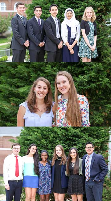 Thirteen Students Inducted Into World Language Honor Societies