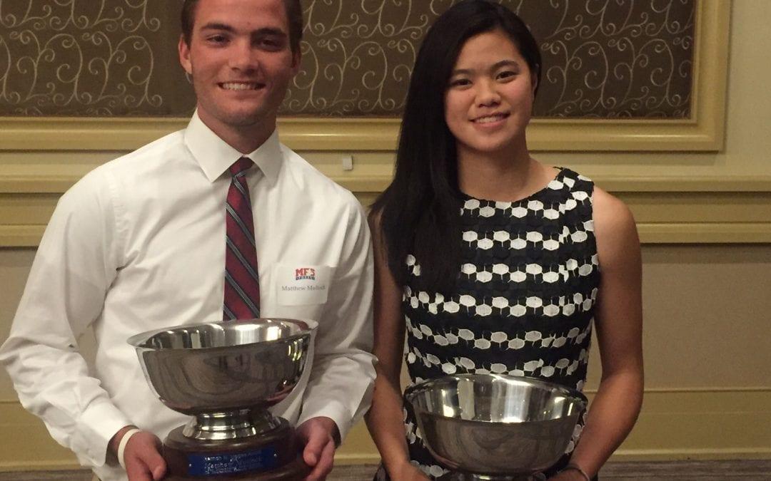 Students Earn Athletics Awards
