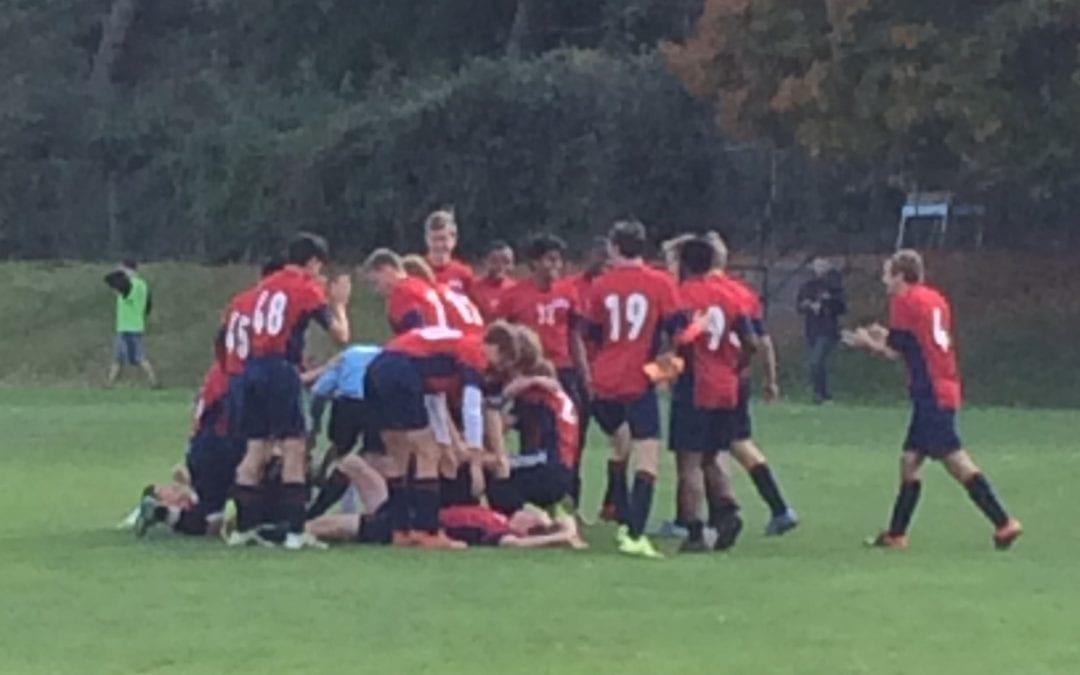 Two Teams Earn Berths in Friends League Title Games