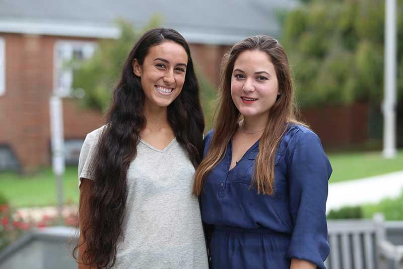 Two Students Named National Hispanic Scholars