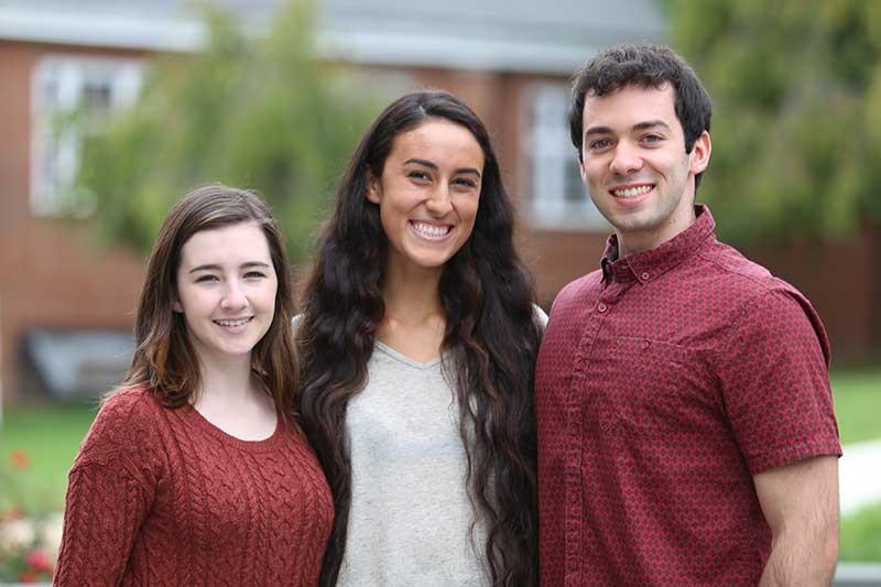 Three Seniors Named National Merit Commended Students