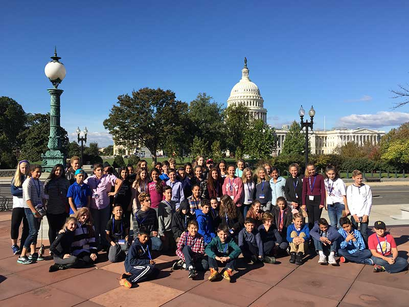 Grade 7 Washington D.C.