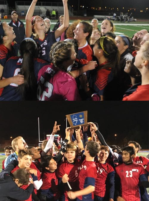 Game Times and Broadcast Details for Sunday's State Championship Soccer Matches