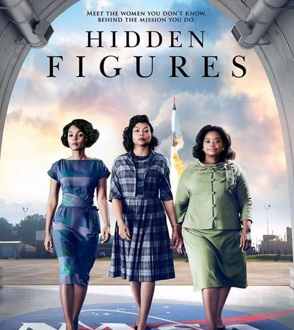 "Math Department Offers Screening & Panel Discussion Surrounding Film ""Hidden Figures"""