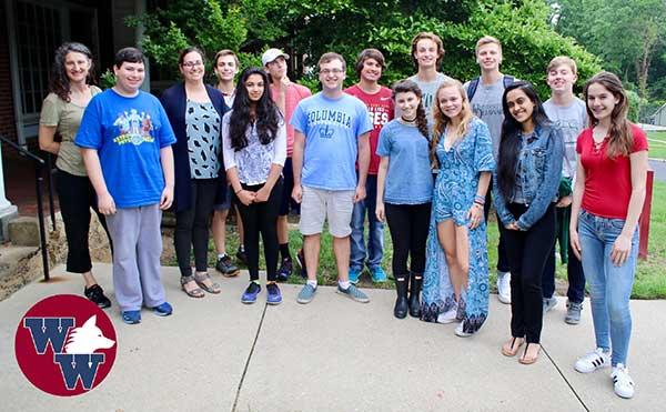 Student Journalists Receive Press Association Awards