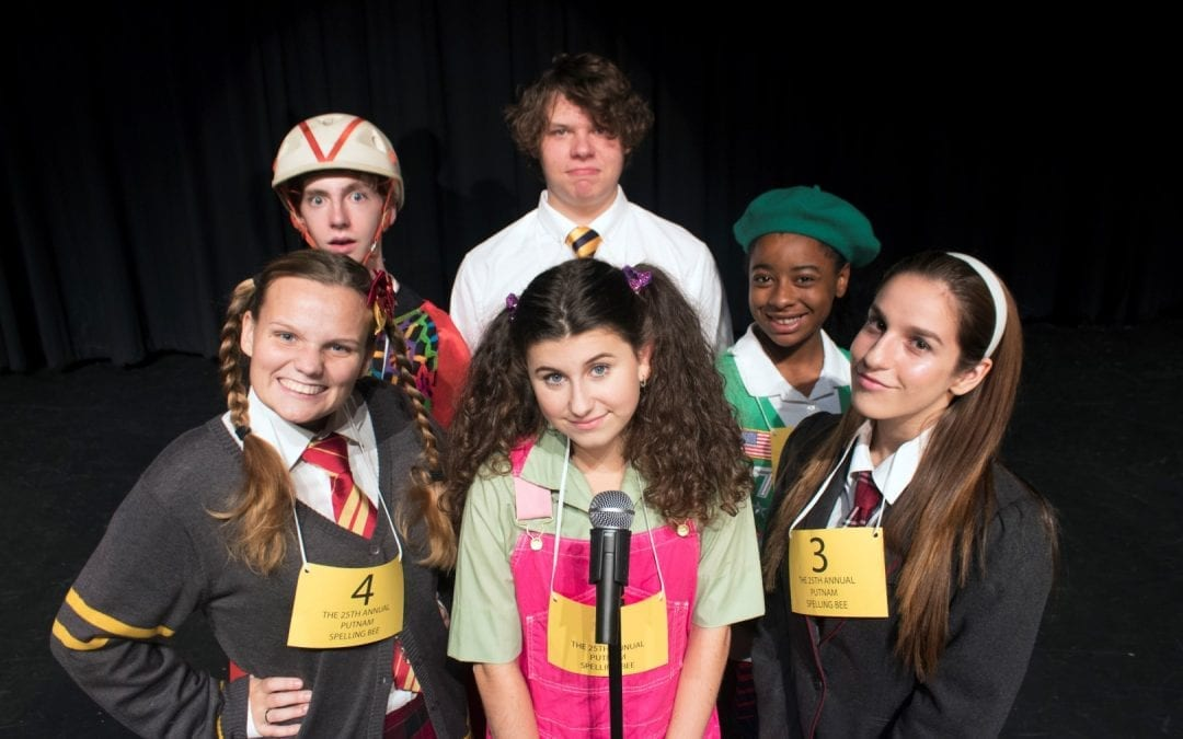 MFS Presents The 25th Annual Putnam County Spelling Bee!
