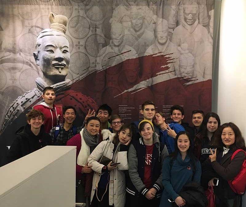 Level 3 Chinese Class Studies Terracotta Warriors