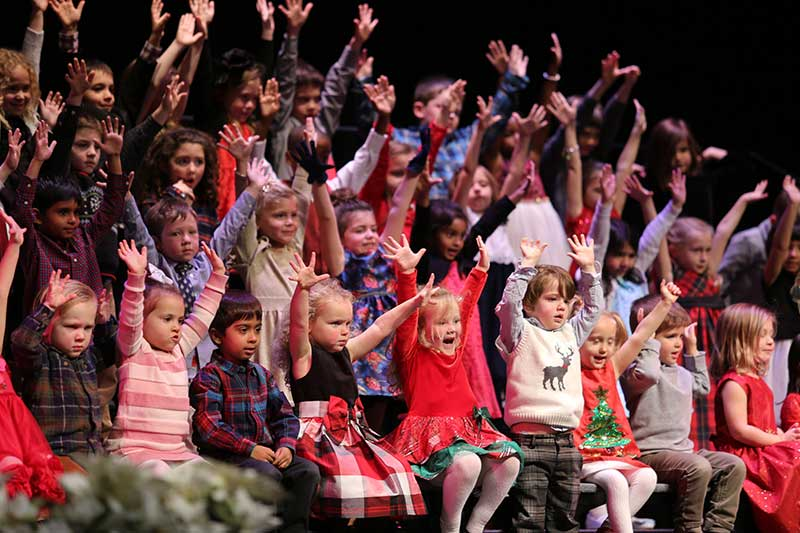 Photo Gallery – Preschool, Prekindergarten, and Kindergarten Winter Concert