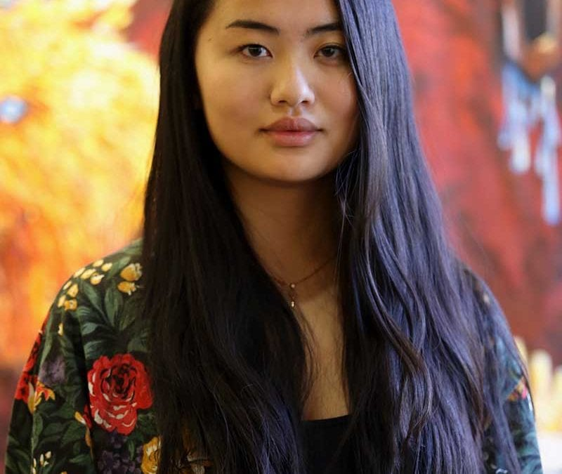Serena Lin '19 Earns National Silver Medal for Poetry