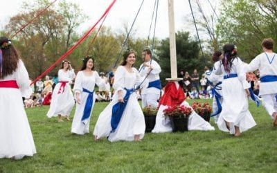 MFS May Day Celebration takes place Friday, May 4