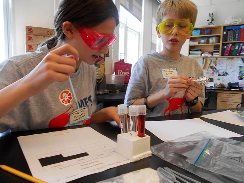 MFS Science Olympiad Engages Investigators of All Ages