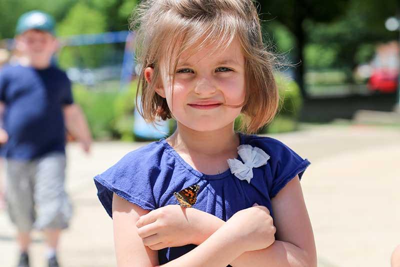 Photo Gallery – Kindergarten Butterfly Study