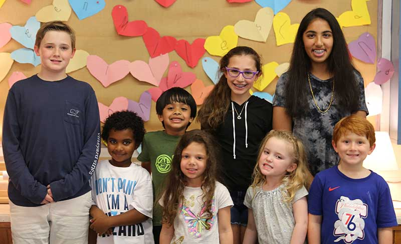 Lower School Buddy Program: A Middle School Student Government Initiative