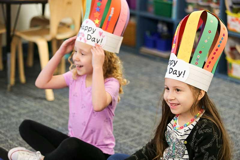 Photo Gallery – 100th Day of School in Kindergarten
