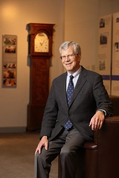 A Message from Retiring Head of School Larry Van Meter