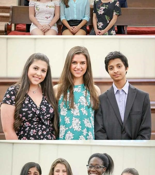 Fourteen Inducted Into World Language Honor Societies