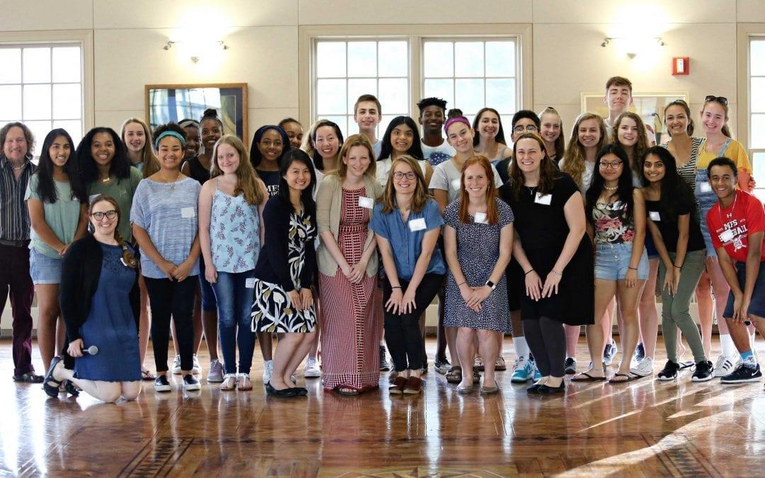 Women in STEM Club Hosts Industry Alumnae Panel