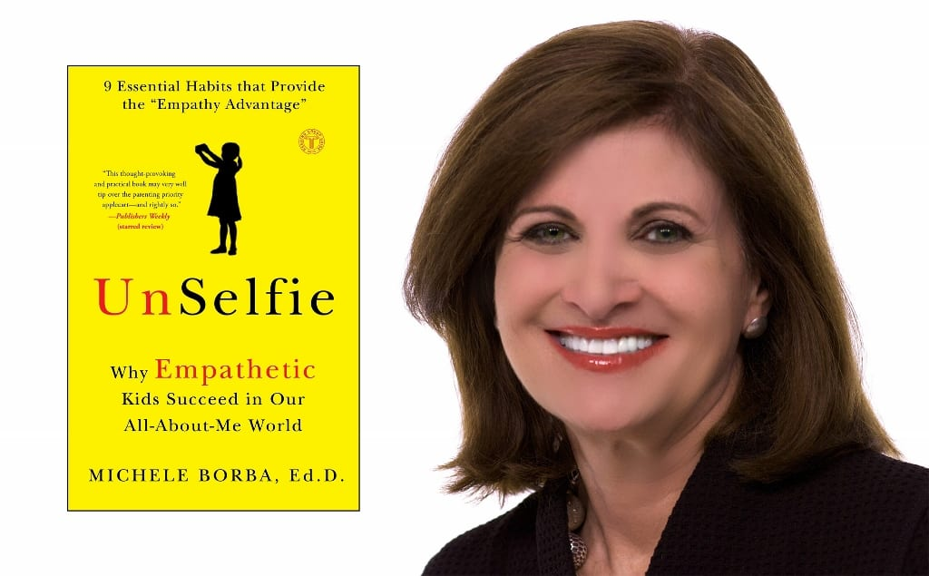 "Michele Borba, Best-Selling Author of ""UnSelfie,"" to Present at MFS October 10"