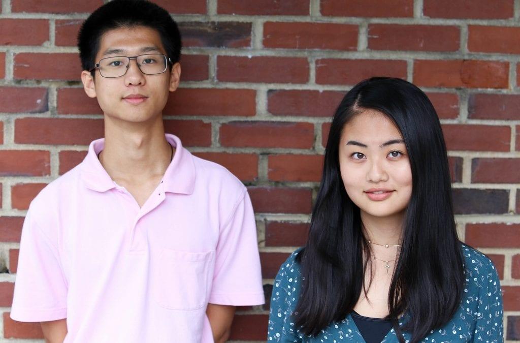 Two Seniors Named Semifinalists in 2019 National Merit Scholarship Program