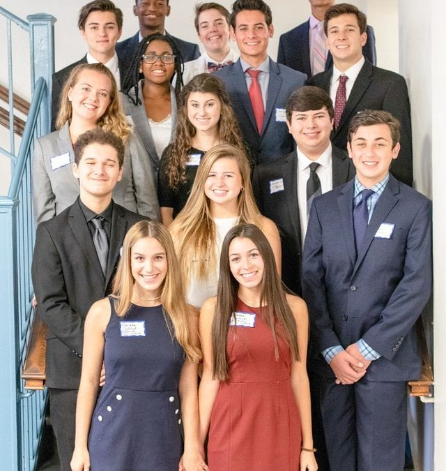 MFS Hosts Second Annual Quaker Model UN Conference