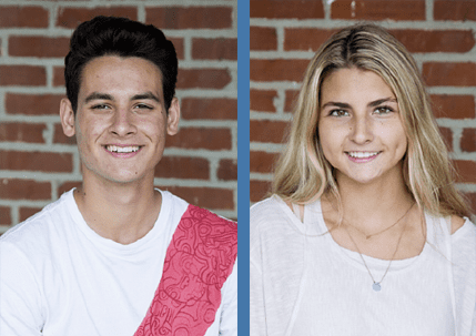 Two Seniors Named National Merit Commended Students