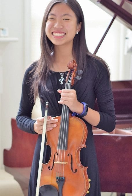 Lauren Kam '21 Joins Philadelphia Youth Orchestra as Violist
