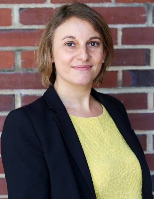 New Faculty Spotlight: Séverine Fortune, Middle and Upper School French Teacher
