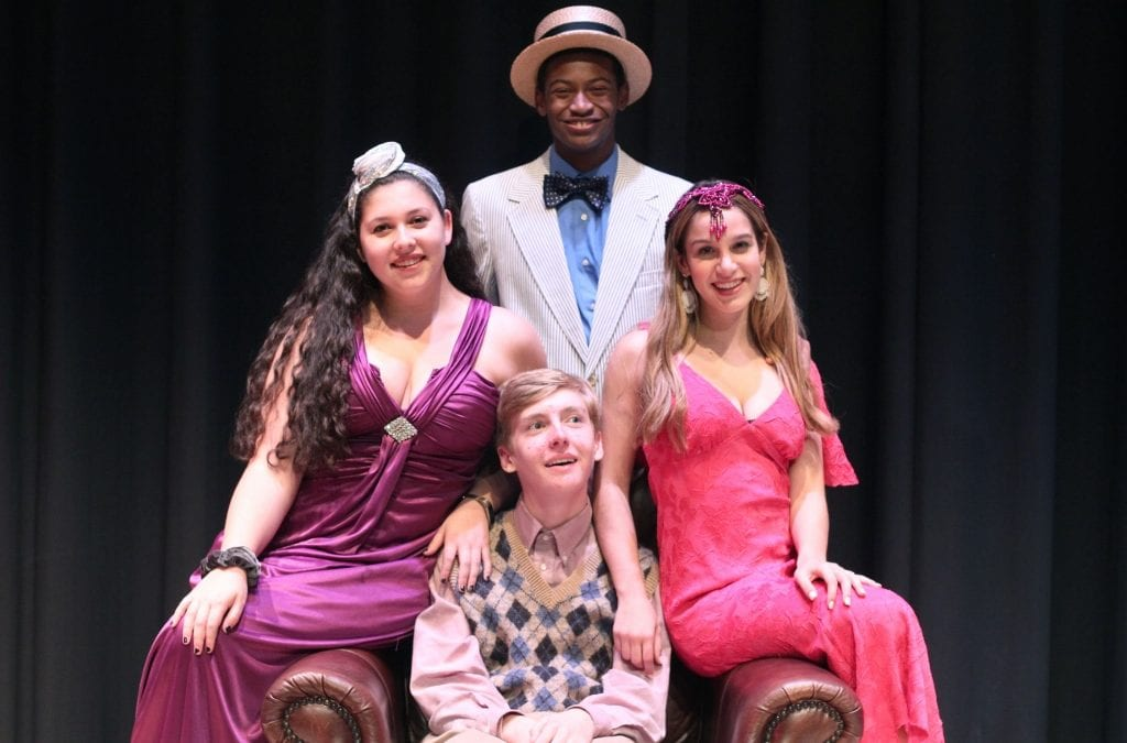 MFS Presents The Drowsy Chaperone!