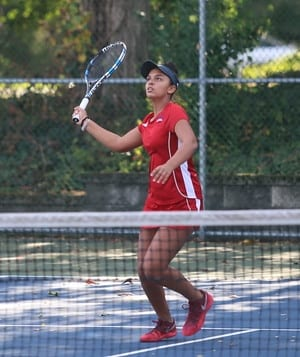 Girls' Tennis: Mohsen-Breen Named Player of the Year; Bodary Coach of the Year; Six Other Foxes Garner Postseason Tennis Awards