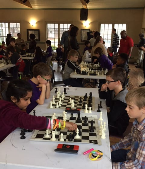 Lower School Students Win Three Grade-Level Competitions, Reach Final Championship Round in Knight School Chess Tournament